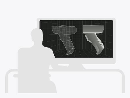 TISPLUS Hardware-Zubehör für die Logistik: CAD Prototypenentwicklung